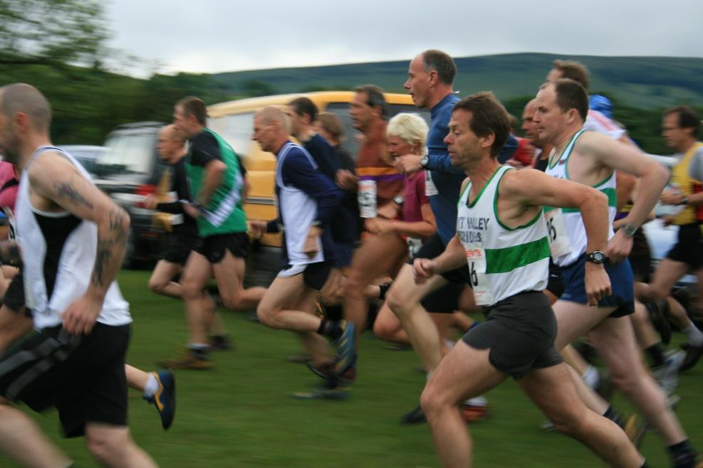 Castleton Fell Race 2009 012