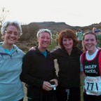 Race Reporting: Burbage 2012